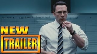 The Accountant Trailer - Ben Affleck by Clevver Movies