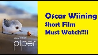 Nonton Piper - The Oscar winning Animated Short Film(Official) Film Subtitle Indonesia Streaming Movie Download