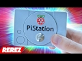 PiStation Retro Playstation