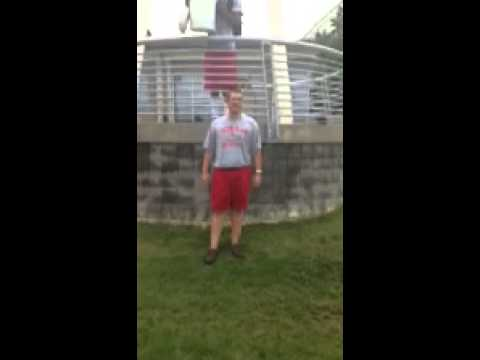 Men's Basketball Coach Chris Kibler Ice Bucket Challenge