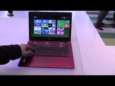 Acer Aspire E14 Notebook - English