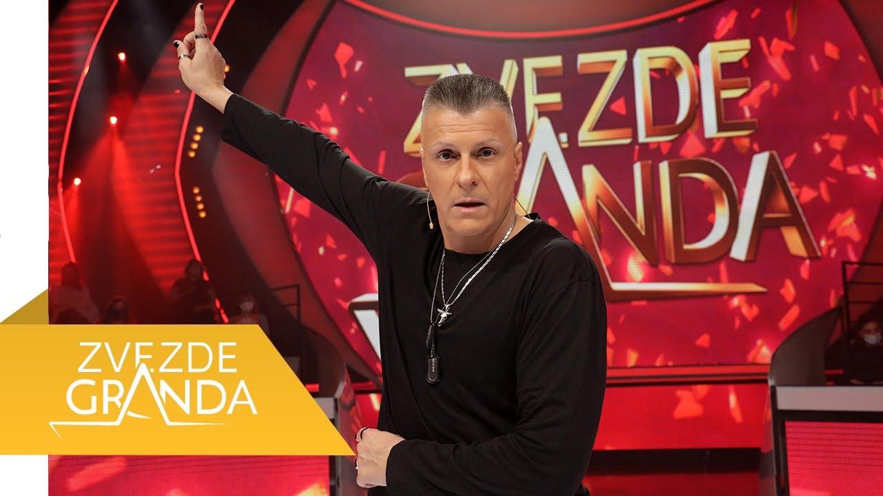 ZVEZDE GRANDA 2021 – cela 63. emisija (17. 04.) – šestdeset treća epizoda – snimak