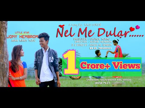 NEL ME DULAR//LATEST SEMI TRADITIONAL FULL VIDEO SONG 2018// RAJU SOREN