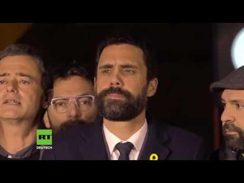 Barcelona: Kundgebung fordert Freiheit für inhaftie ...
