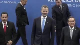 Investidura de Laurentino Cortizo como Presidente de Panamá