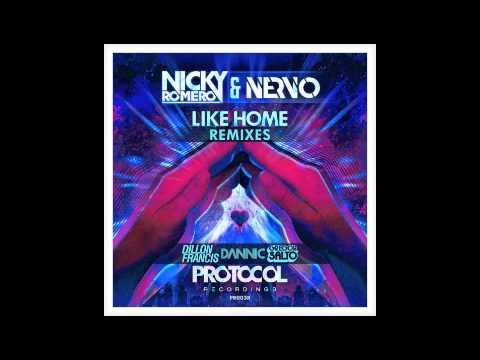 Like Home (Dannic Remix) - NERVO & Nicky Romero