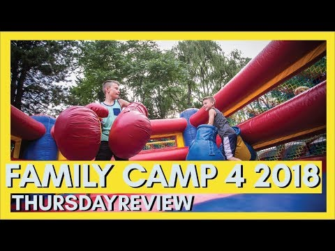 Green Bay 2018: Family Camp 4 (Thursday Review)