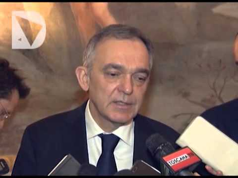 ENRICO ROSSI SU PISTOIA CAPITALE ITALIANA DELLA CULTURA - dichiarazione