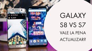Por fin! La compración del Galaxy S8 VS S7 ya está terminada y aquí comparto con ustedes si realmente vale la pena actualizar del s7 o s7 edge, al s8 o s8 plus. Cual vale la pena comprar?La respuesta, en el video! suscríbete: http://agoga.me/agsubMás detalles, en el artículo: https://www.arturogoga.com/galaxy-s8-vs-s7→ BLOG: https://arturogoga.com→ Youtube: http://agoga.me/agsub→ Facebook: https://facebook.com/arturogogacom→ Twitter: https://twitter.com/arturogoga