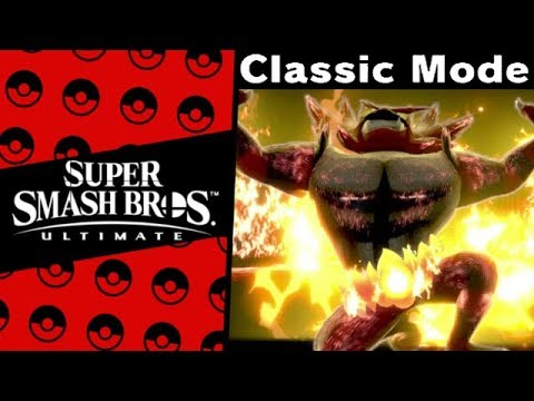 Incineroar | Classic Mode | Burning Pro Wrestling Spirit