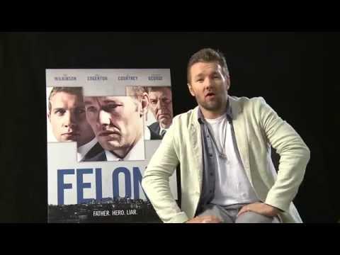 Felony (2014) Joel Edgerton Greeting & Witness Clip [HD]