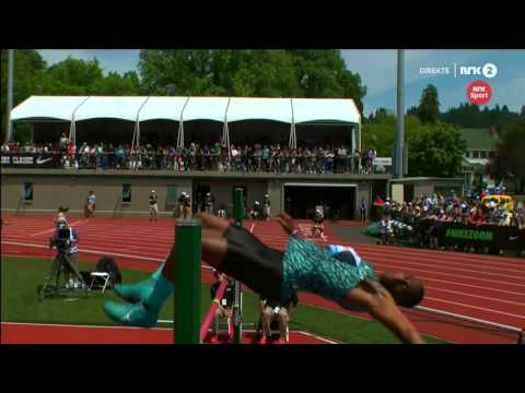 Best jumps Diamond league EUGENE men's HIGH JUMP