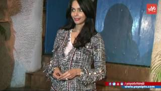 Mallika Sherawat Spotted at Olive restaurant for Dinner || YOYO TV Hindi