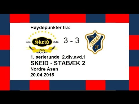 Skeid – Stabæk2