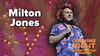 Milton Australia  city pictures gallery : Milton Jones - 2015 Opening Night Comedy Allstars Supershow