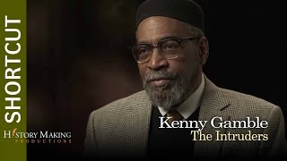 Philadelphia Legend Kenny Gamble Speaks Discovering Philly Group The Intruders (Throwback Friday)
