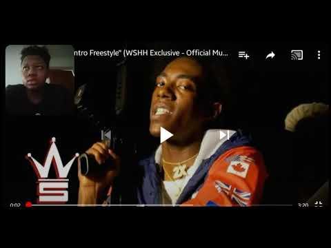 2x Fg Famous-Intro Freestyle reaction