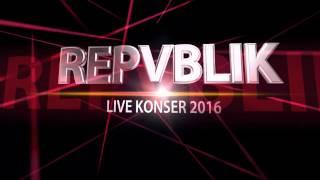 Band Repvblik - Duri Cinta Live Konser 2016