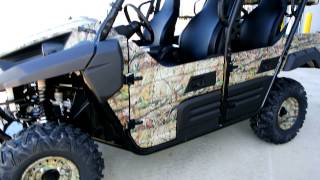 7. Teryx4 Camo EPS with Accessories Built to order!