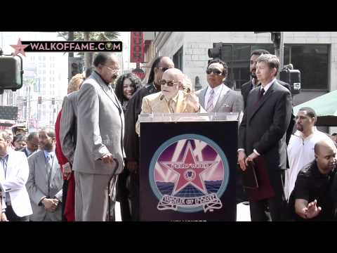 The Miracles Walk of Fame Ceremony