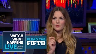 Video Why Drew Barrymore Had Only One Date With Christian Bale | Plead the Fifth | WWHL MP3, 3GP, MP4, WEBM, AVI, FLV Mei 2018