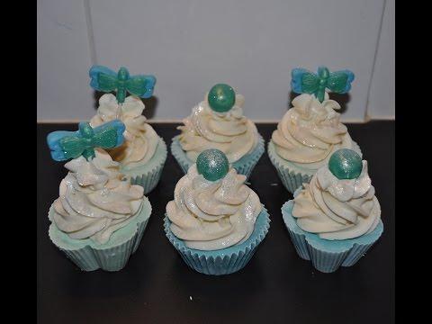 Fabrication de savons cupcakes