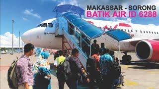 Video Pengalaman Terbang Dengan Batik Air Pesawat Airbus A320 Rute Makassar - Sorong ID6288 MP3, 3GP, MP4, WEBM, AVI, FLV Desember 2018