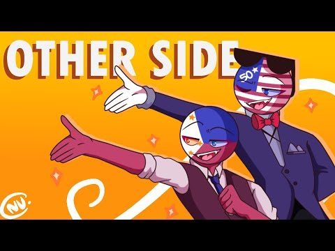 The Other Side - COUNTRYHUMANS PMV [ CHMV ] ( Glitching Effects ) America & Philippines