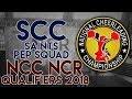 Saint Clare College of Caloocan Team B Group Stunts