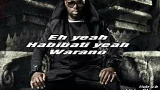 maître gims la meme paroles