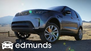2017 Land Rover Discovery Review | Edmunds