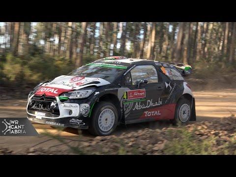 Vídeo shakedown WRC Rallye de Portugal 2015 by WRCantabria