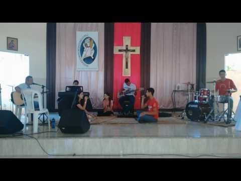 Ensaio - Tenho sede - Comunidade São João Evangelista