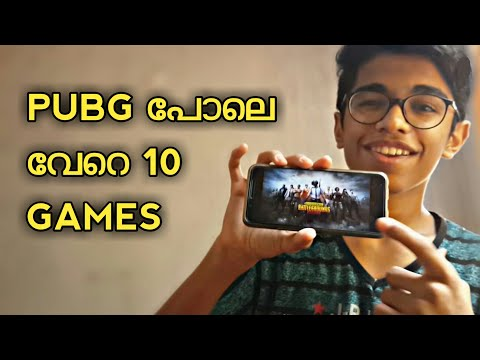 Top 10 Game Like PUBG | Best Battle Royal Games | 2020