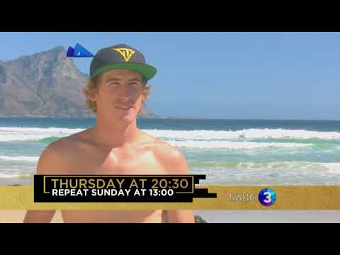 Top Billing features professional bodyboarder Iain Campbell