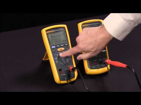 How to complete a PI or DAR test using a Fluke 1507 Insulation Resistance Tester