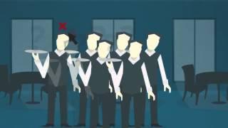 Трактиръ Пейджер - система оповещения официантов