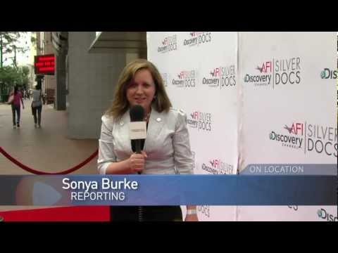 myMCMedia - MCM's Sonya Burke reports from the Silverdocs Film Festival on June 18 in Silver Spring for the screening of