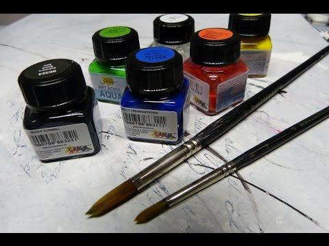 Malen mit Acryl – Die besten Tipps und Tricks zum Malen mit Acryl …