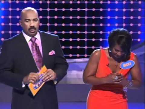 "Family Feud - ""Your Penis"" Hilarious Fast Money (Long Version)"