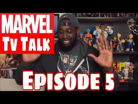 Marvel Tv Talk Episode 6 - Inhumans Season Final & The Gifted Episode 7