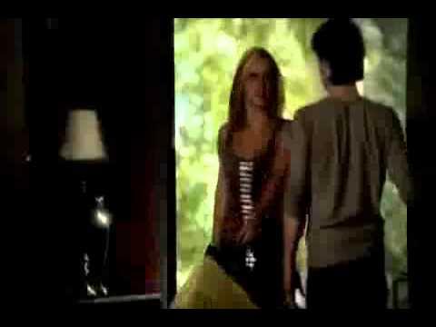 The Vampire Diaries Season 3 Episode 6 - Elena asks Damon how Stefa's doing