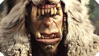WARCRAFT: The Story of DUROTAN (Toby Kebbell - 2016) by Fresh Movie Trailers