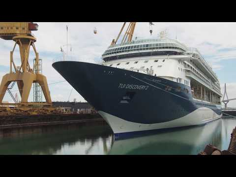The finishing touches have been made to TUI Discovery 2 | Thomson Cruises