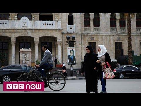 Dân Syria thờ ơ trước cảnh báo tấn công của Mỹ | VTC1 - Thời lượng: 57 giây.