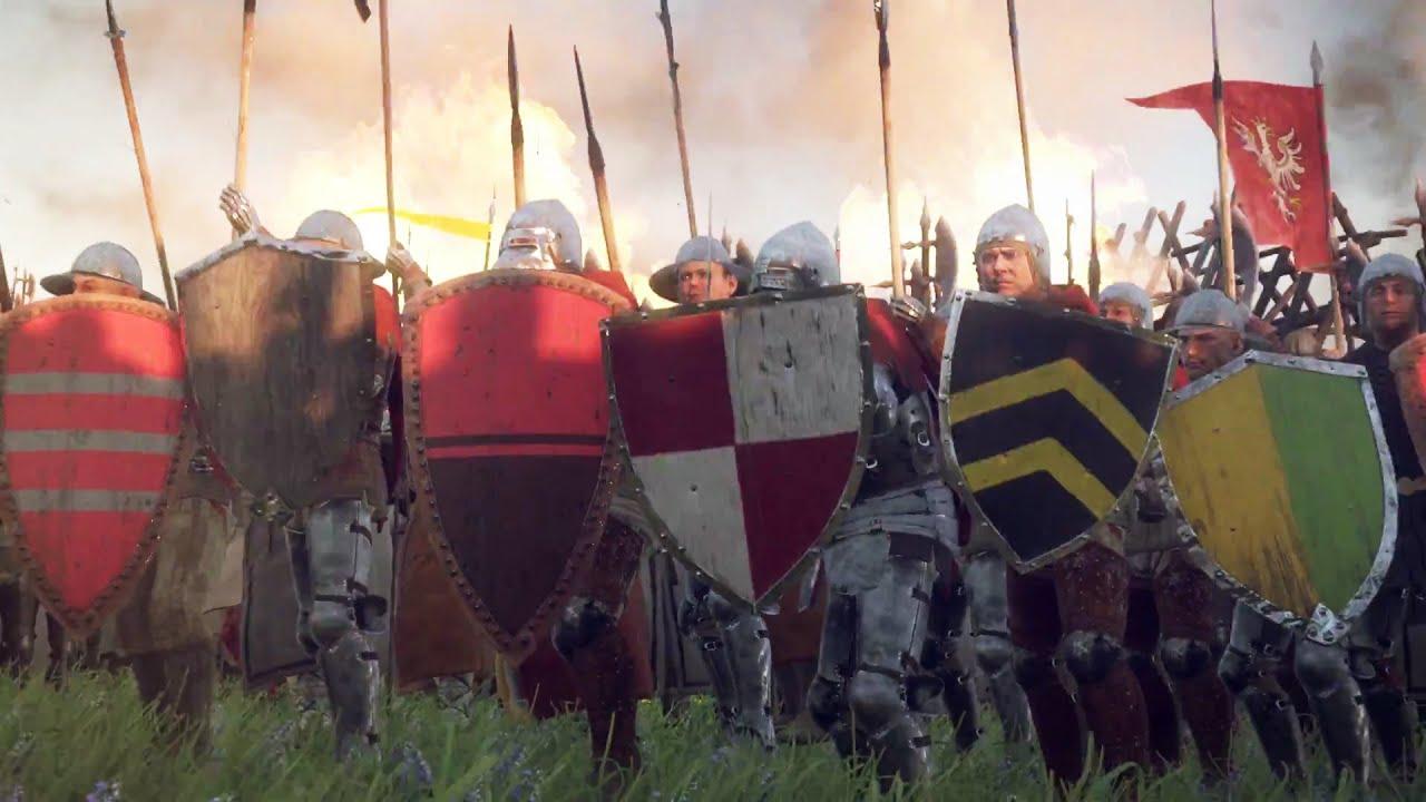 KINGDOM COME Gameplay [E3 2015] #VideoJuegos #Consolas