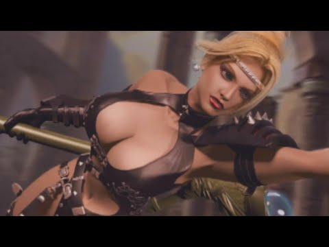Ninja Gaiden Sigma: Story Mode Playthrough Part 9[Rachel Legendary Hunter]