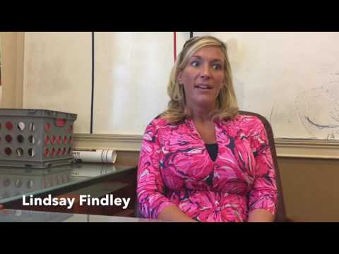 Coosa Valley News Person of the Week - Lindsay Findley