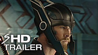 marvels thor ragnarok 2017  chris hemsworth teaser trailer hd fan made