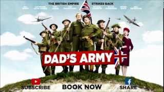 Nonton Dad S Army Official Trailer   2  2016    Catherine Zeta Jones  Bill Nighy  Toby Jones Film Subtitle Indonesia Streaming Movie Download